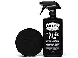 Car Guys Tire Shine Spray